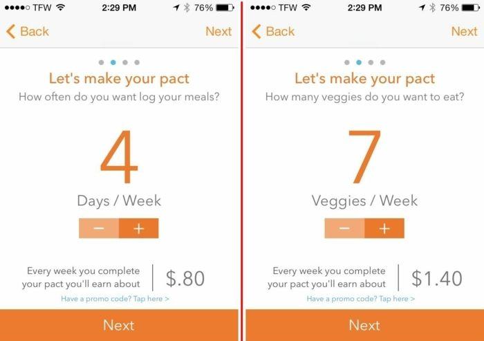 kostenlose diät apps ideen wie man einfach abnehmen kann ohne coach sondern mit einer app kalorienzähler