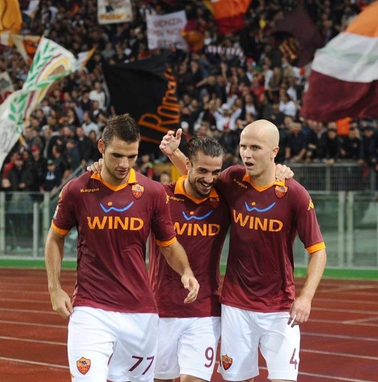 ROMA v. PALERMO (4-1) Nov 4, 2012