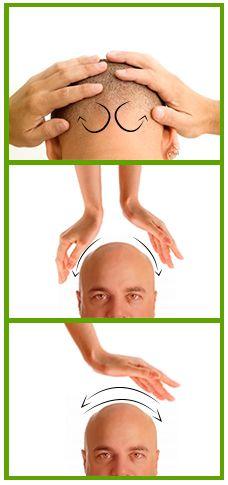 Masajes cuero cabelludo http://www.crecmax.com/blog/masajes-en-la-cabeza/