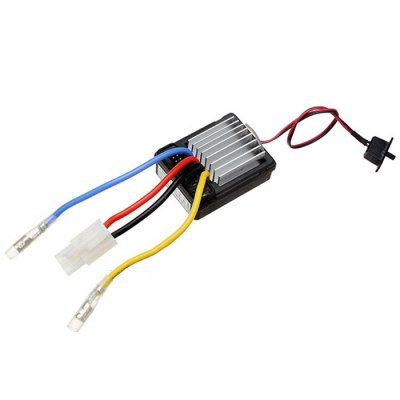 Extra Spare HG - RX1 40A 2 in 1 ESC for HG P401 P402 P601 RC Car-16.13 and Free Shipping  GearBest.com