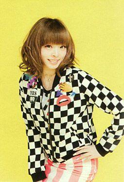 Kyary Pamyu Pamyu (Japanese singer) in [7 Entertaiment Magazine].