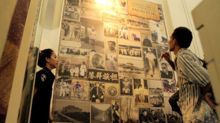 Museum Timah Muntok Bangka Belitung