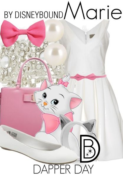 Marie // The Aristocats                                                                                                                                                      More