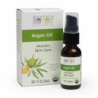 Aura Cacia Organic Argan Carrier Oil 1 oz