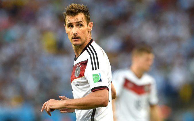 Miroslav #Klose Retires From German National Soccer Team - #NYTimes