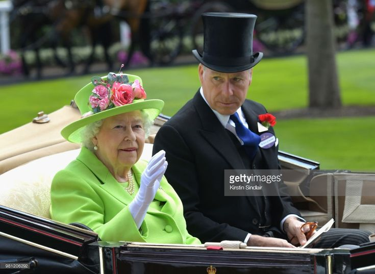 Queen Elizabeth II and David Armstrong-Jones, Earl of ...