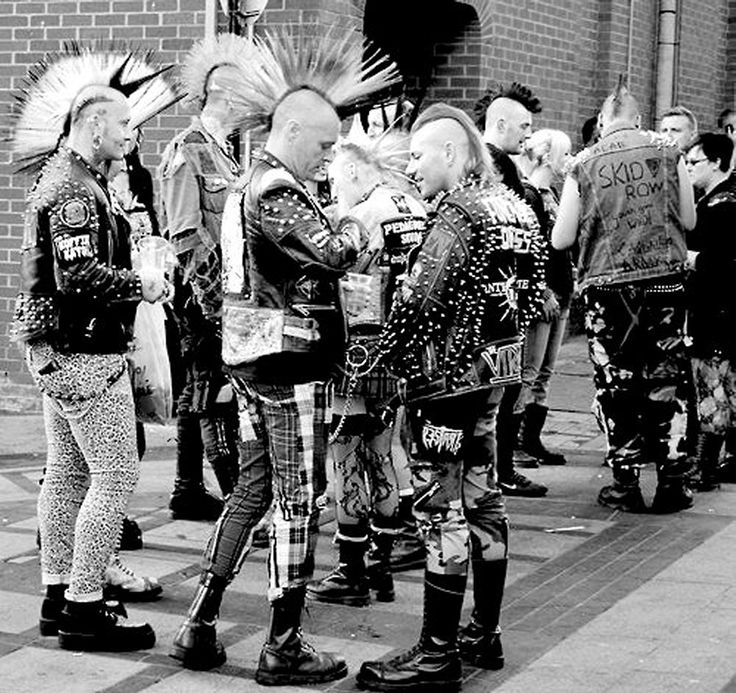 influence of punk rock in society Punk is still the sound of youth rebellion the world over or fashion designer) uses the phrase punk rock attitude we sense what they mean.