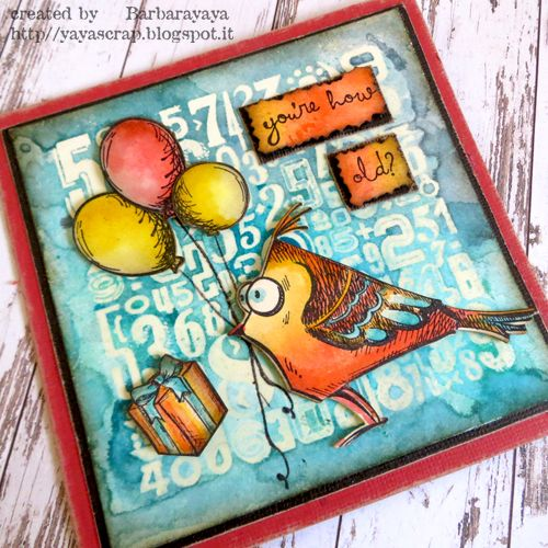 yaya scrap & more: SIMON MONDAY CHALLENGE: BE SQUARE!