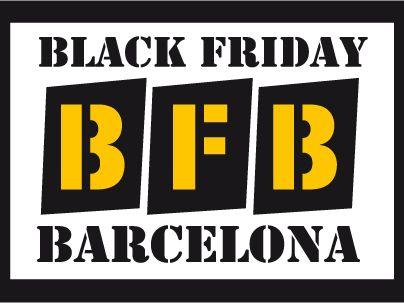 Más información haciendo clic sobre el logo del BLACK FRIDAY BARCELONA