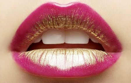 Punched Up Pout: Is Lip Art the New Nail Art? | Shecky's http://pinterest.com/toscahairbeauty/ www.toscasalon.com  https://www.facebook.com/ToscaHairAndBeauty#!/ToscaHairAndBeauty