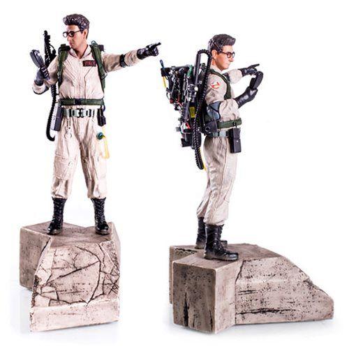 Ghostbusters Egon Spengler 1:10 Art Scale Statue - Iron Studios - Ghostbusters…
