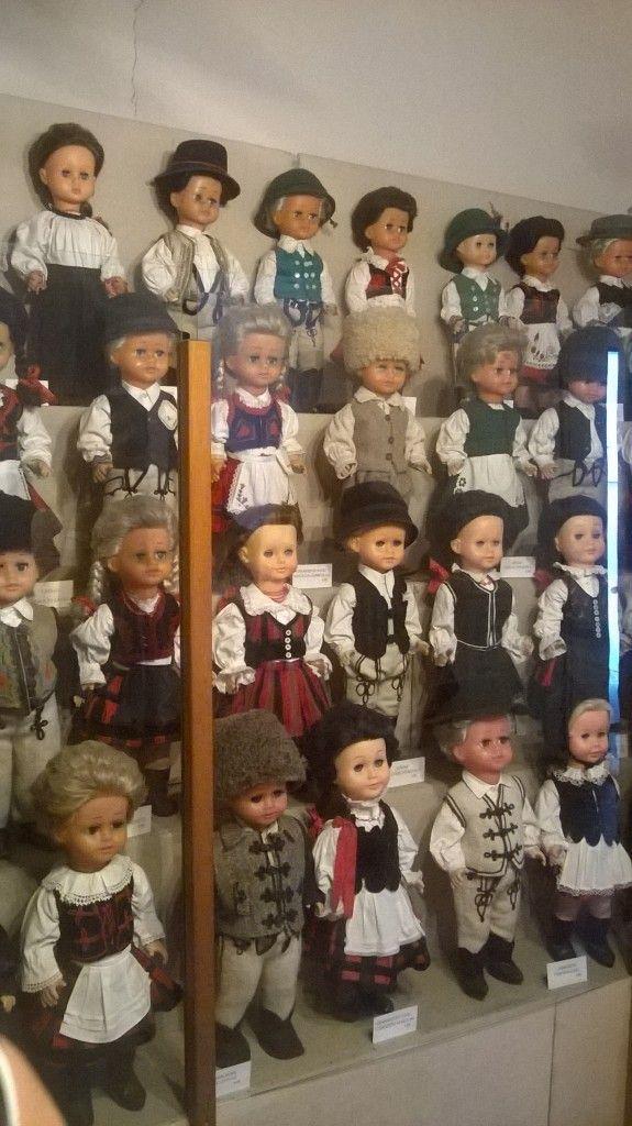 népviseleti babák Kézdivásárhelyen