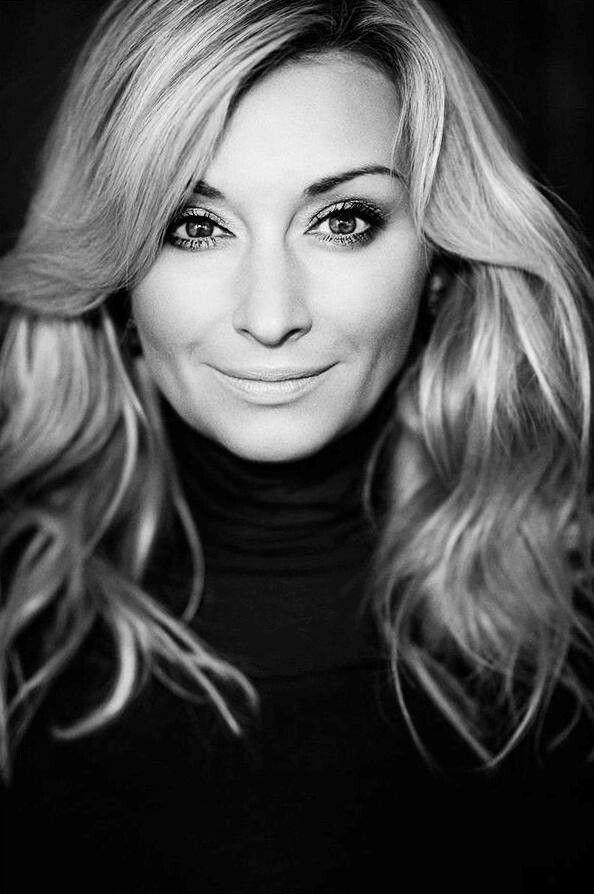 Martyna Wojciechowska - Polish television presenter, journalist, traveller and writer.