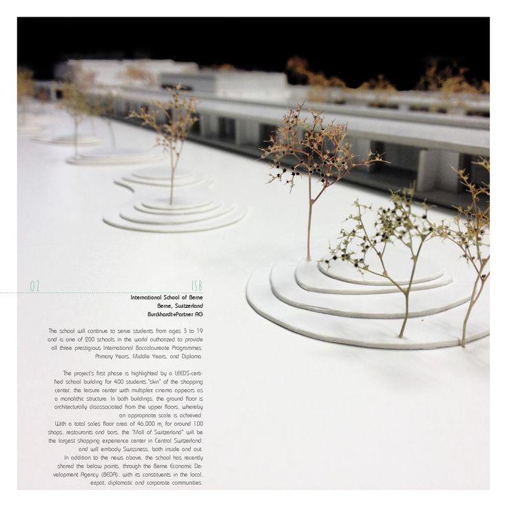 Architecture PORTFOLIO Landscape ModelLandscape ModelArchitecture Interior DesignStudy
