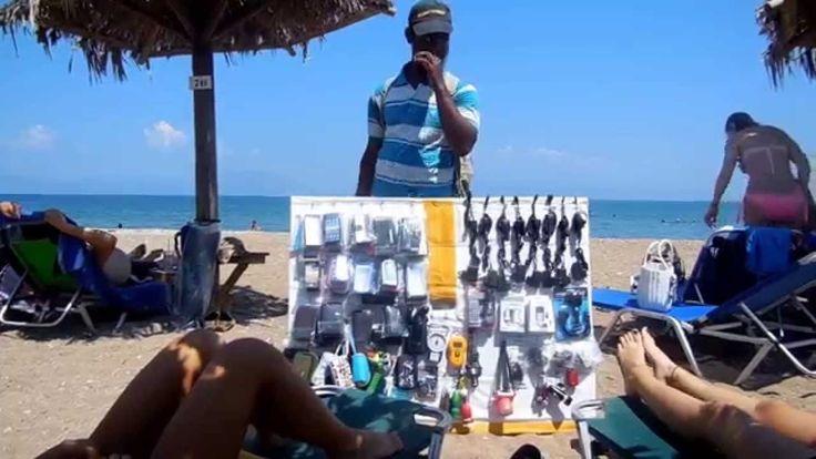 Mayari Beach Greece Where I am From - Topher Mohr and Alex Elena
