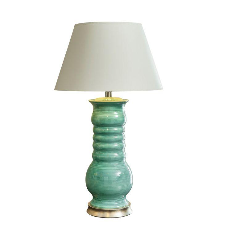 Buy haiku table lamp from hwang bishop on dering hall