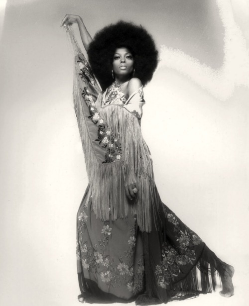 diana ross: 1970, Fashion, 70 S, Vintage, Afro, Diana Ross, Hair, Black
