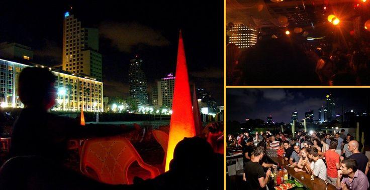 La nightlife di Tel Aviv è considerata tra le più vivaci al mondo!