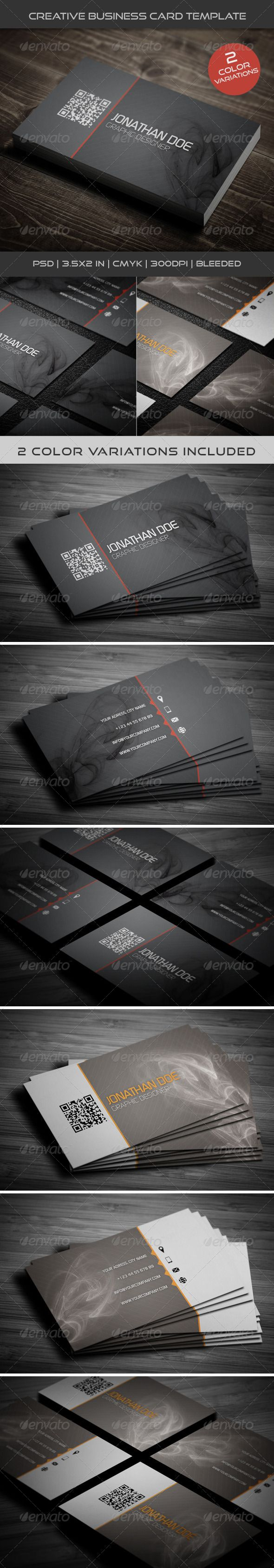 15 best buisness cards images on Pinterest | Business card design ...