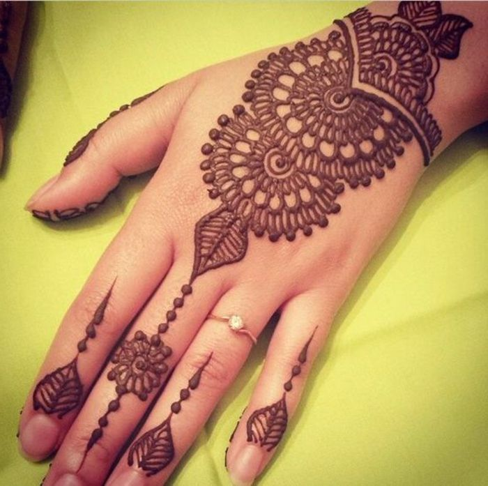 M s de 25 ideas incre bles sobre manos henna en pinterest for Henna para manos
