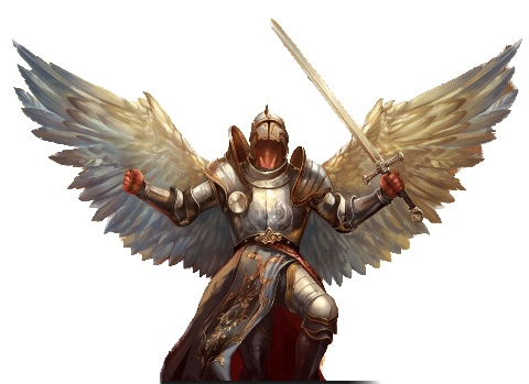 Warrior Angels In The Bible | Michael the Archangel ...