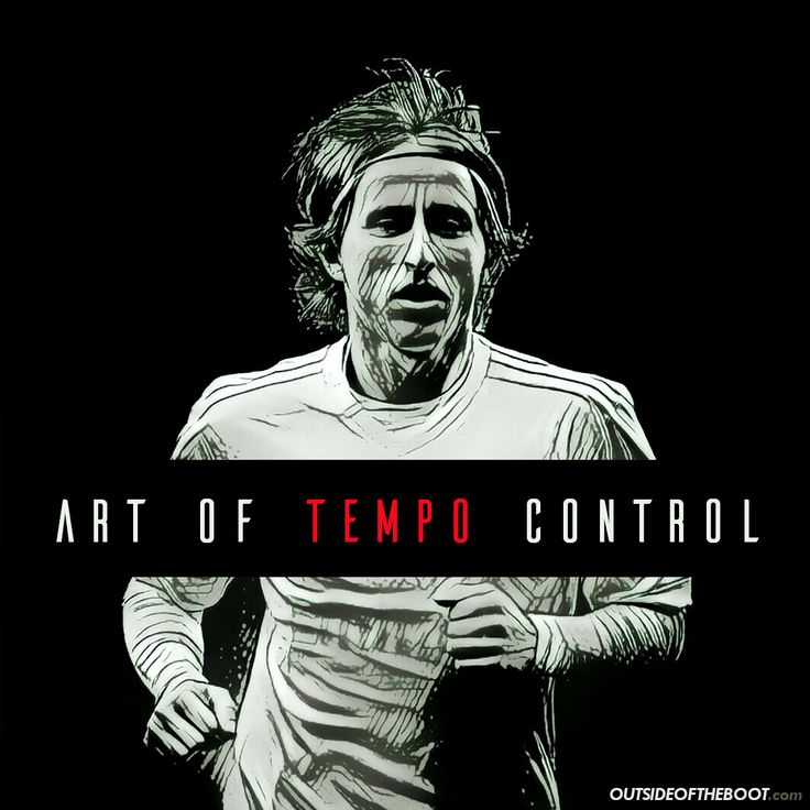 Modern tactics and the art of tempo control | Outside of the Boot