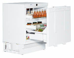 Liebherr Pull-Out Under-Counter Larder Fridge Model Number	: UIK1550 Price: £829.00/$907.00