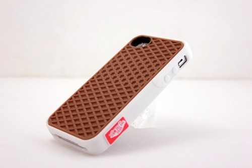 Vans Brown And White Waffle iPhone 4/4s Case Brand New Free Shipping | eBay: Iphone Cases, Iphone 4 4S, Waffles Iphone, 4 4S Cases, Cases Branding