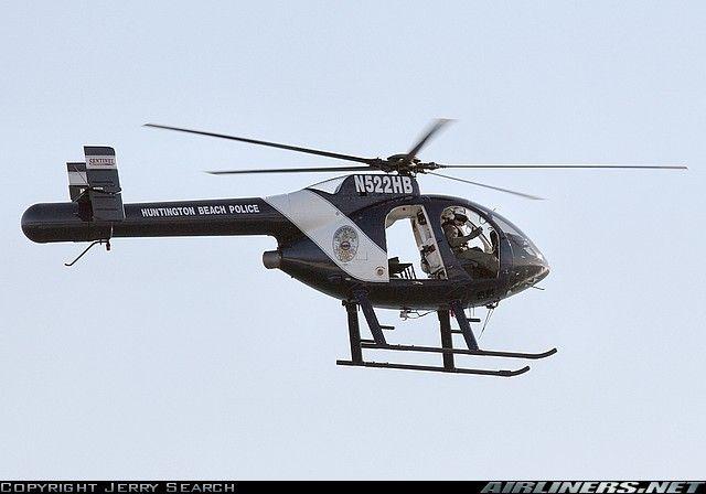 City Of Huntington Beach Police Department USA