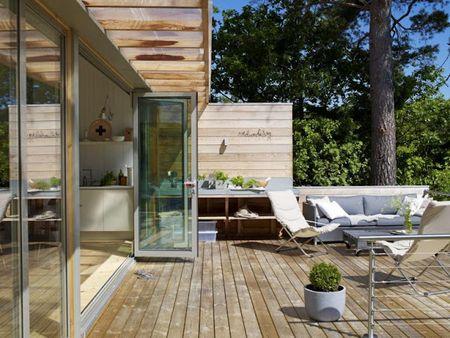 Wood - Terrasse en bois