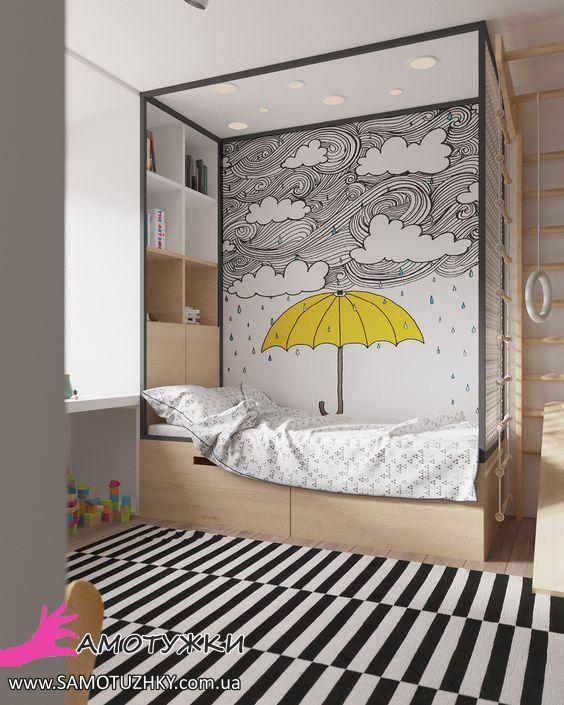 Креативні дитячі ліжечка: 21 ідея – Самотужки