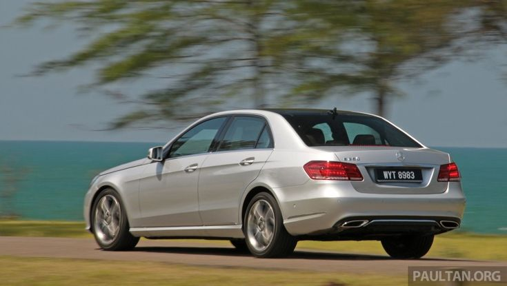 DRIVEN: W212 Mercedes E-Class facelift – E 200, E 250 Image #228562