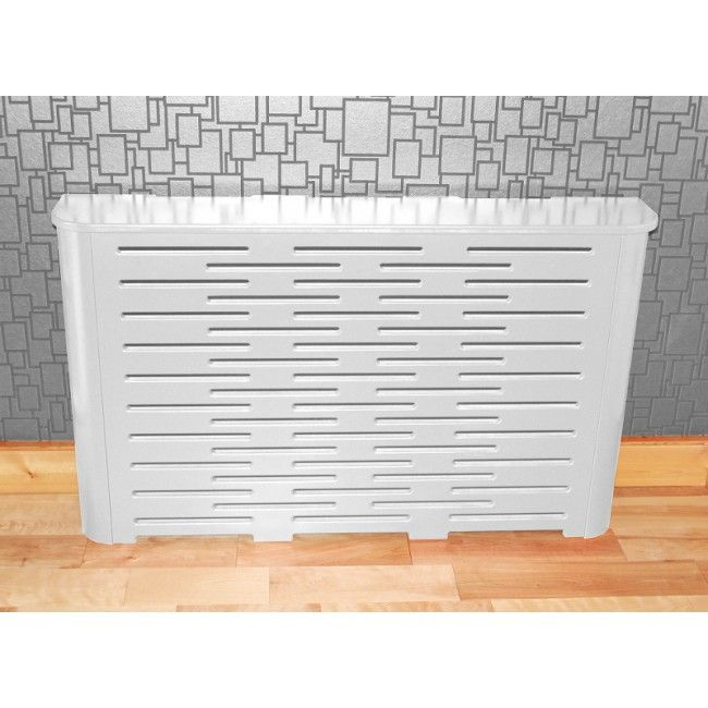 Modern Small Radiator Cover made to measure in the UK