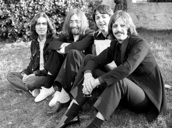 The Beatles - B - Abbey Road - Twickenham 69 - C Apple Corps Ltd