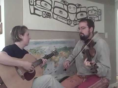 Acadian Fiddle Tune from Cheticamp with Devon & Dejah Leger