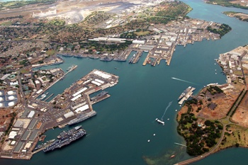 "-Pearl Harbor Naval Base- the movie ""Pearl Harbor"""