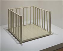 Open Playpen - Robert Gober