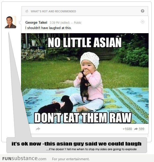 silly asian