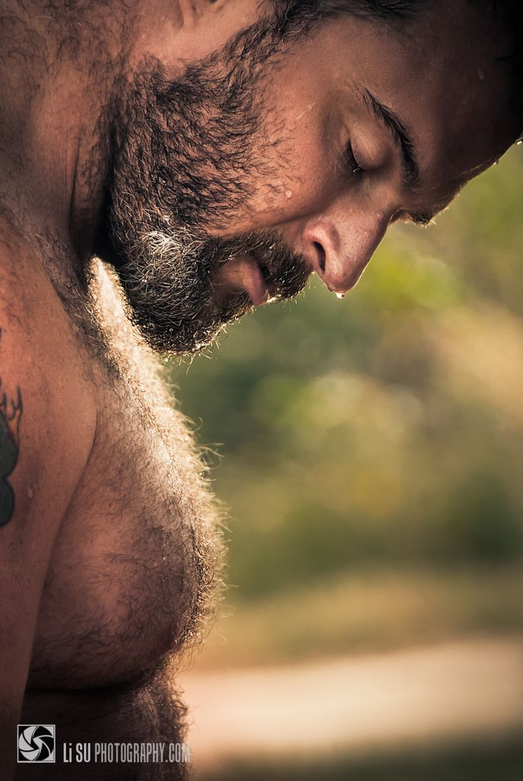 Sexy beard sweaty stud charles dera 4