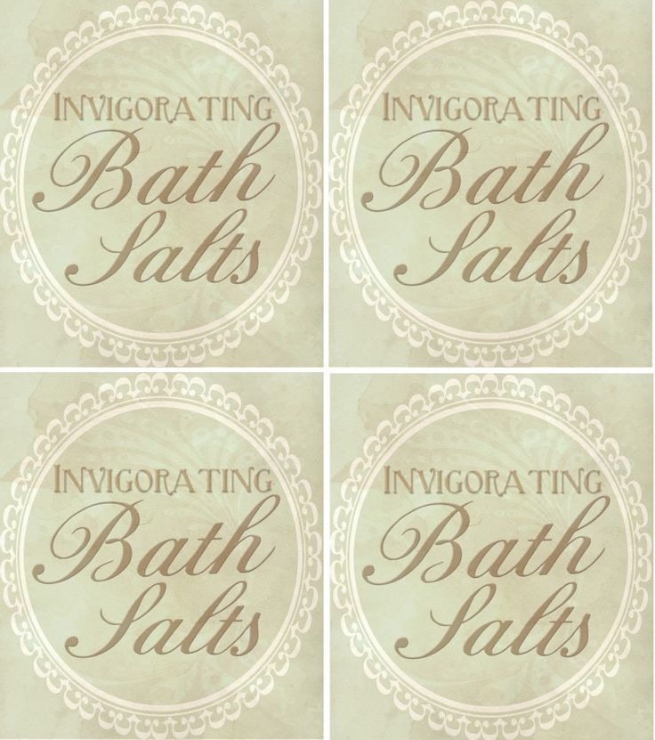 Free Printable Bath Bomb Tag Templates: 25 Best Images About Labels On Pinterest