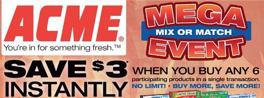 Acme Mega Instant Savings - FREE Prego Alfredo Sauce, Twix Bars & More! - http://www.livingrichwithcoupons.com/2014/01/acme-mega-instant-savings-free-prego-alfredo-sauce-twix-bars-more-done.html