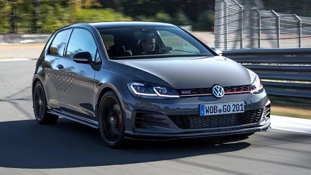 Volkswagen Golf Gti Tcr Delayed Until 2020 Volkswagen Golf Gti
