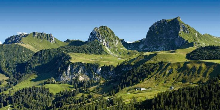 Klettersteig Gantrisch - Bern Tourismus