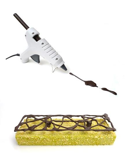 La Colle - Le Salon du chocolat 2009    Stéphane Bureaux  http://www.stephane-design.com/