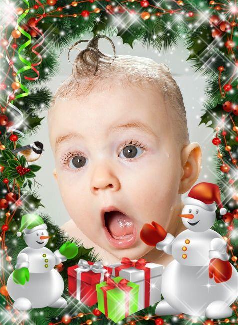 Bordes de Navidad online | Marcos y Frames para tus fotosMarcos y Frames para tus fotos