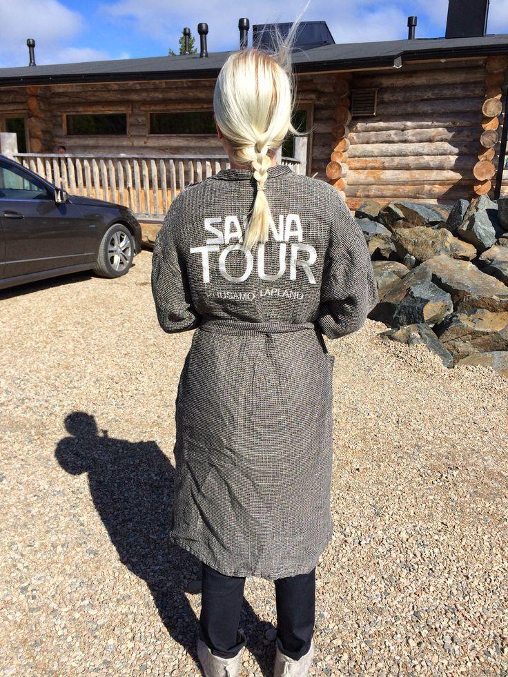Saunatour in Fins Lapland. Een geweldige ervaring. In aantal dagen bezoek je meerdere  sauna's. Meer informatie op http://www.ruka.fi/winter_eng/activities/?file=tuotteet&catid=49&submenu=2363
