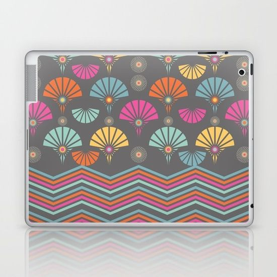 Moonlit moment Laptop & iPad Skin