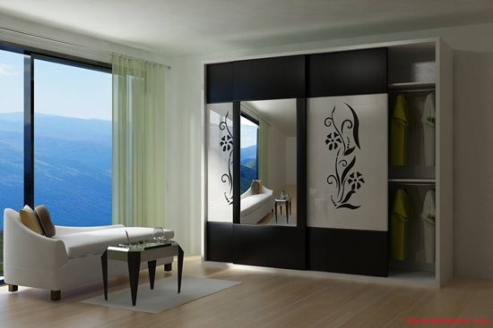 Wall Almirah Door Design : Almirah wall wardrobes to offer you more space http