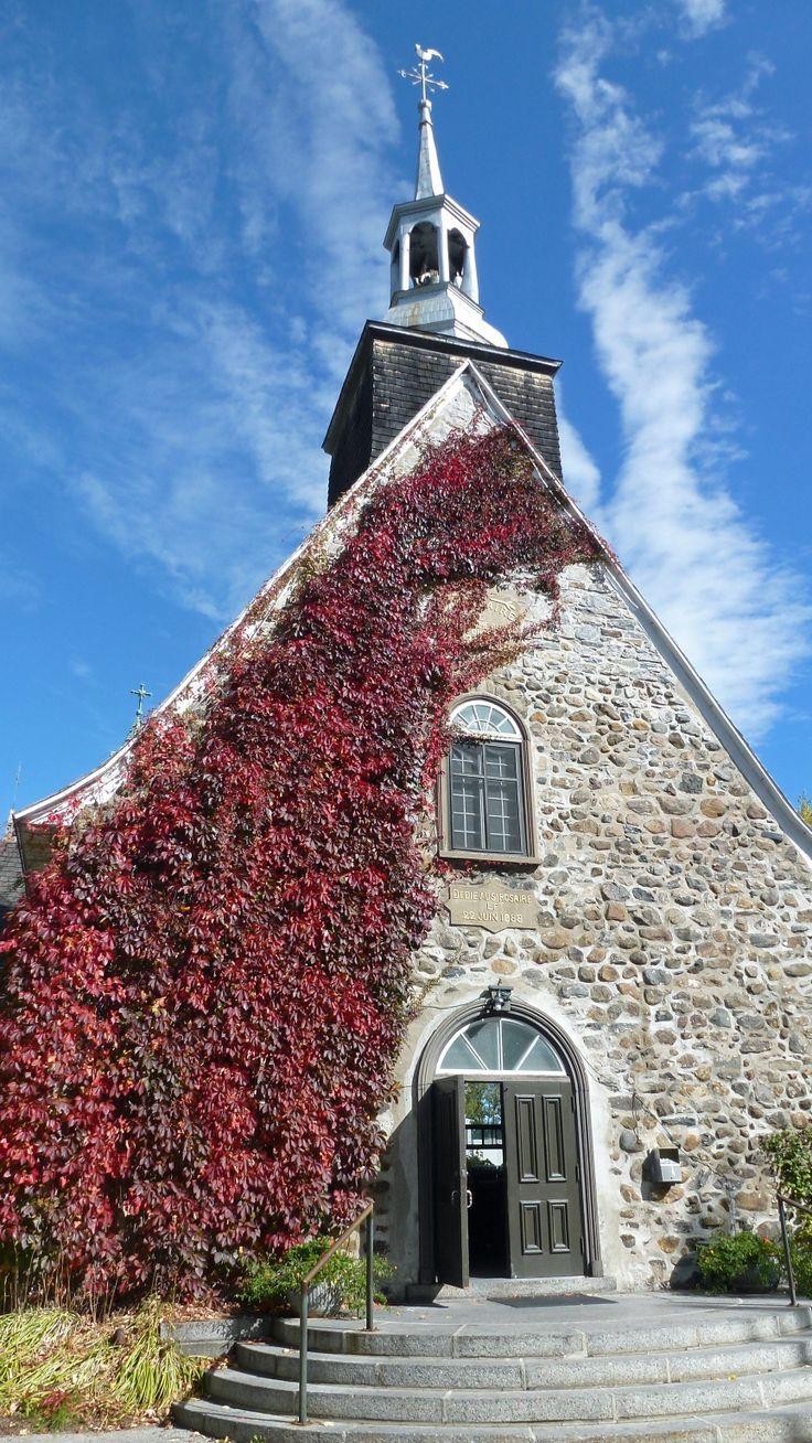 The Petit Sanctuaire, Sanctuaire Notre-Dame-du-Cap, Three Rivers, Quebec