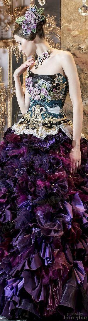 Stella de Libero jaglady - it is the perfect big evening dress